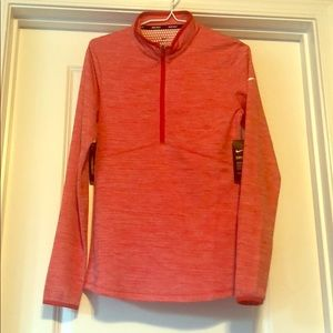 Nike NWT Women's Golf half zip pullover size XS